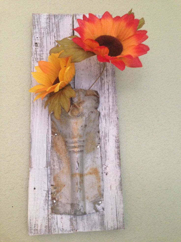 Old barn wood crafts diy crafts gifts pinterest for Making craft projects from old barn wood