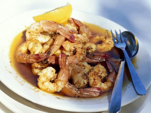 Char-grilled Shrimp Scampi   Delicious!!!!   Pinterest