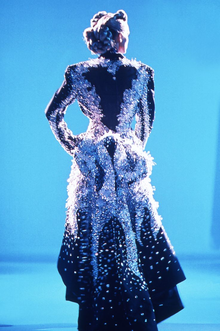 Thierry Mugler Haute Couture - Autumn/Winter 92/93