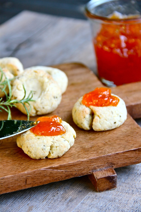 Rosemary and apricot shortbread | Gooey Gooey Cookies | Pinterest