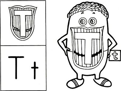 Letter people mr coloring sheets d coloring pages for Letter people coloring pages