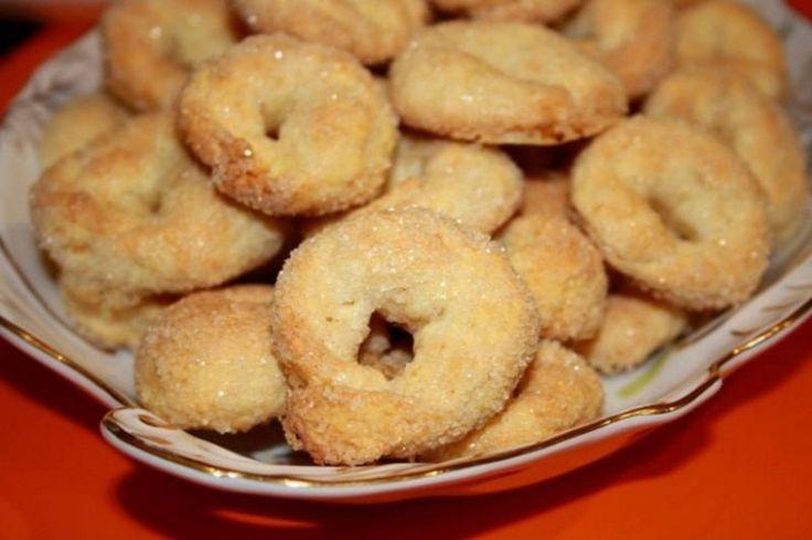 Печенье итальянское рецепт