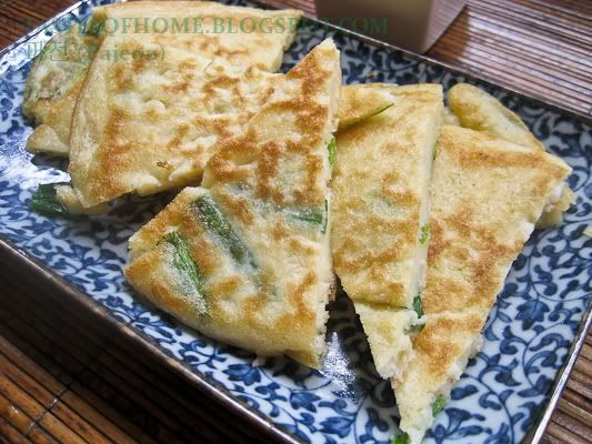 Pajeon (Korean Green Onion Pancake) Recipe