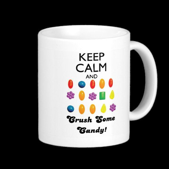 Candy Crush Mug