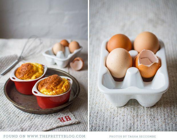 Cheese Soufflés | Recipe