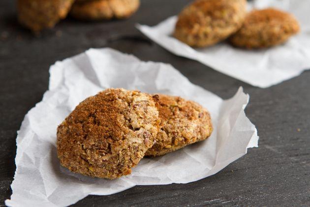 Quinoa Apple Pie Breakfast Cookies from @healthfulpursuit - Grain free ...