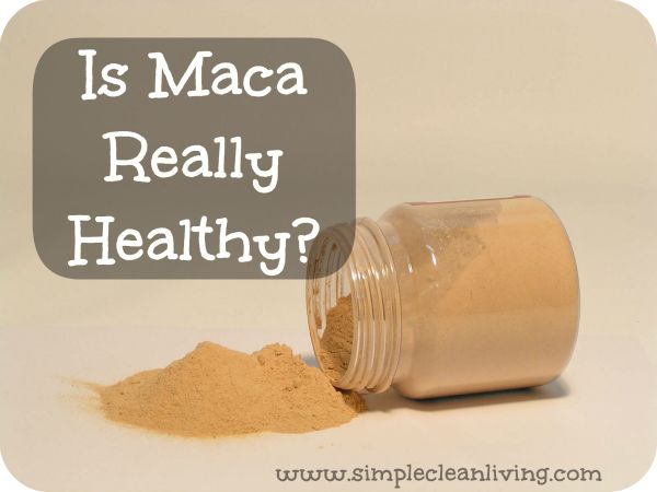 Does maca cause weight gain or loss