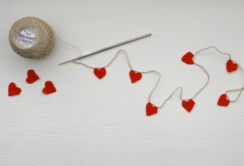 Crochet Heart Pattern - EverythingEtsy.com