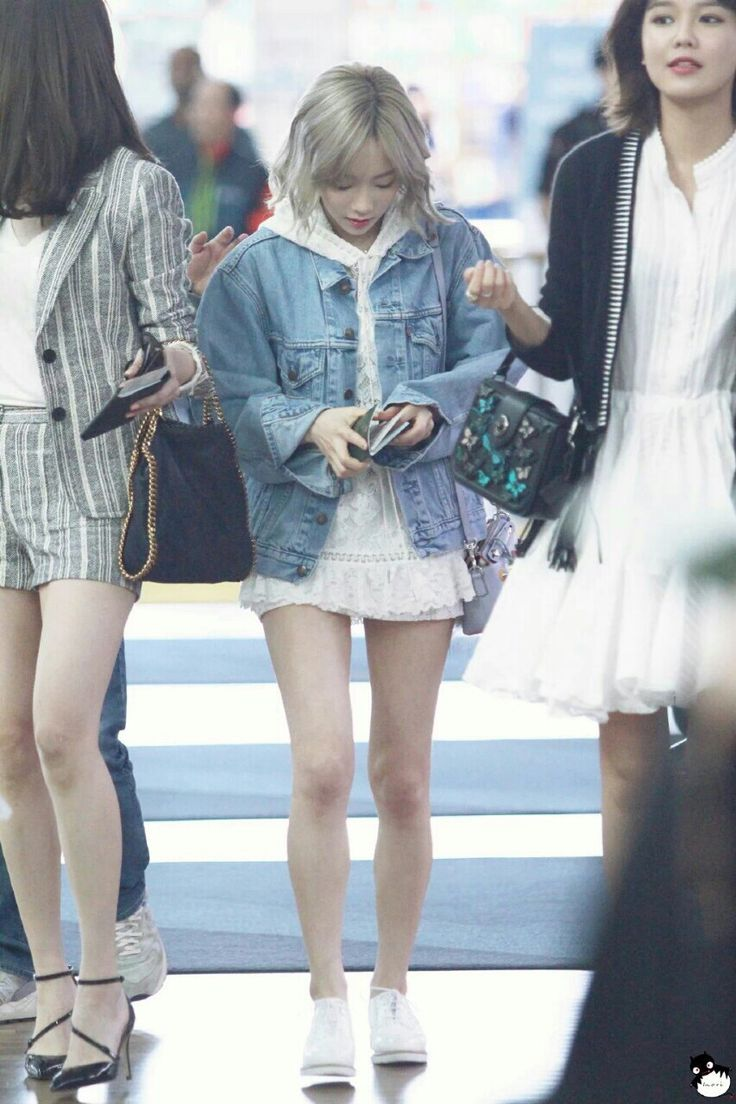 Snsd casual fashion style