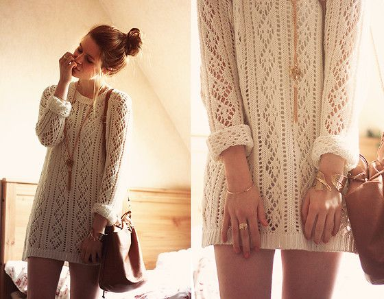 I love this sweater.
