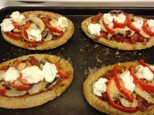 skinny pizza. Nommm   GOODA FOODA   Pinterest