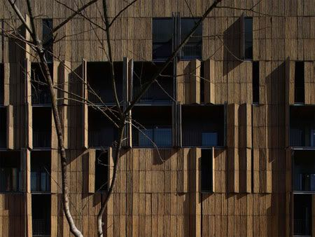 Carabanchel Social Housing by FOREIGN OFFICE ARCHITECT