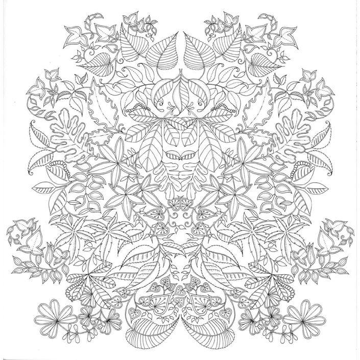 86 Secret Garden Coloring Book Pdf Download Free