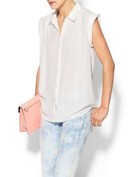 Zoa Long Sleeve Lace Blouse 119