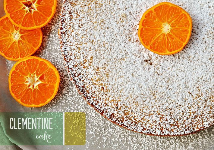 Clementine Cake   Desserts - because, clearly, I have issues.   Pinte ...