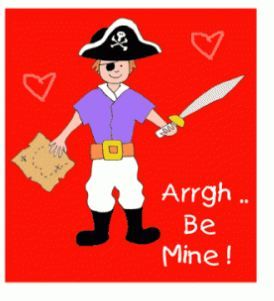 valentine's day pirate joke