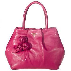 Prada Small Rose Satchel