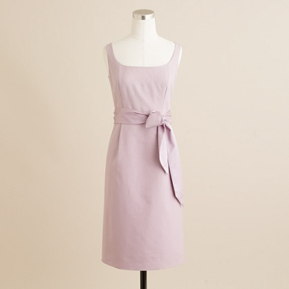 Anita dress in cotton cady