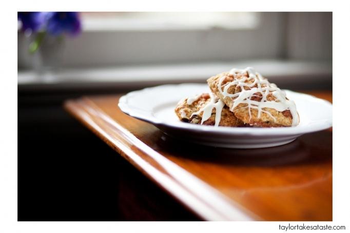 Cinnamon Roll Scones, mmmm! | (sweet) Stuff for Craving | Pinterest