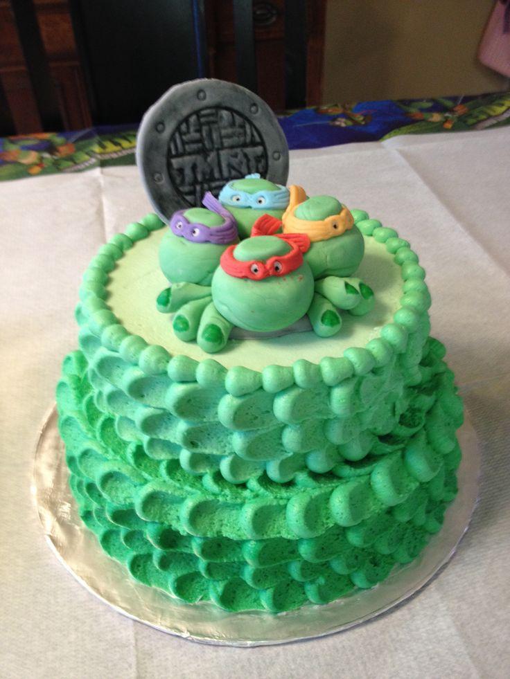 Ninja Turtles Cupcakes Walmart Walmart Bakery Ninja Turtle