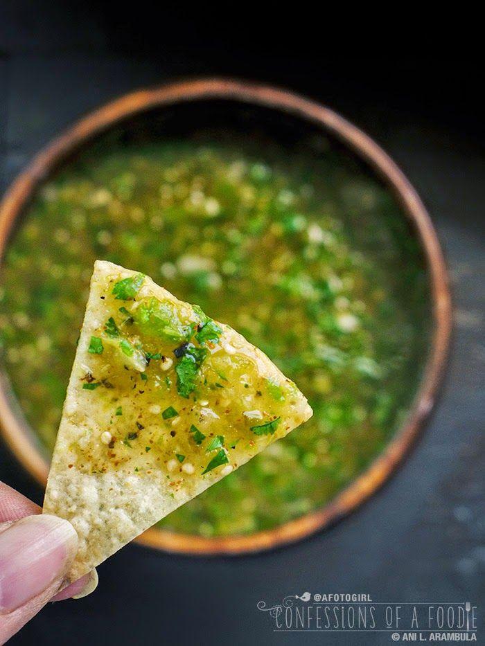 ... photos: Fresh Authentic Salsa Verde {Recipe}#.U9j1cNdzZjp#.U9j1cNdzZjp