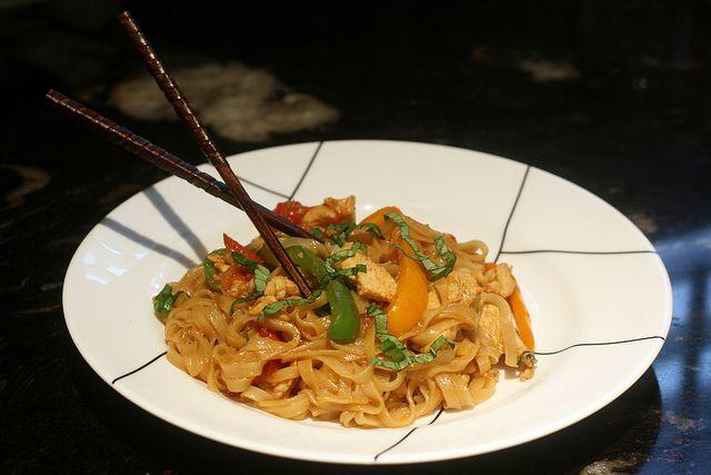Drunken Noodles | Recipes To Try | Pinterest