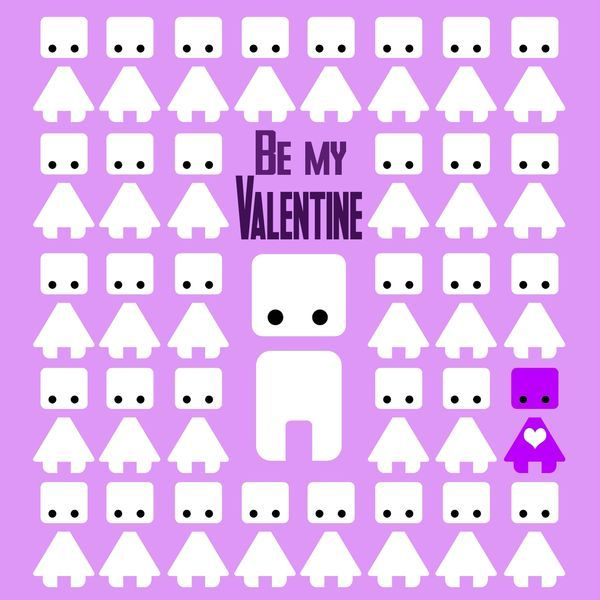 valentines card no strings attached