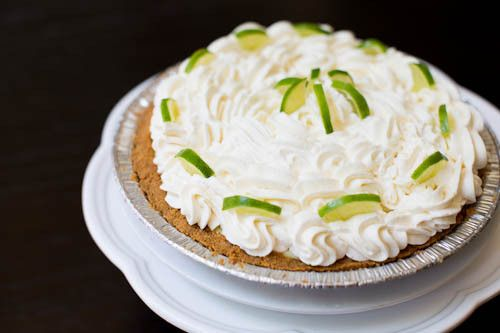 Frozen Key Lime Pie   OH CITRUS, MY MISTRESS   Pinterest