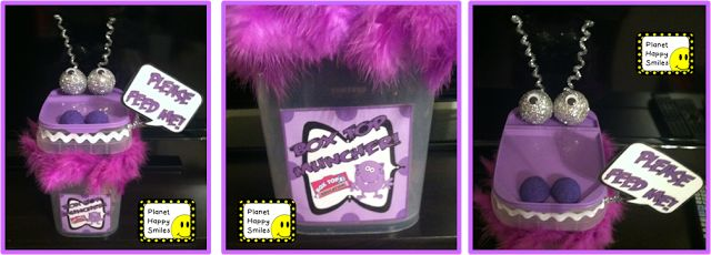 Box Top Muncher for Box Top Contest!  Great for a Monster theme classroom!!!