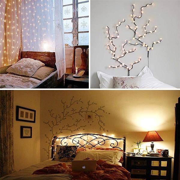 romantic bedroom lighting decorating ideas pinterest
