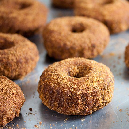 Apple Cider Doughnuts (Vegan) | 47 Wonderful Things To Eat On ...
