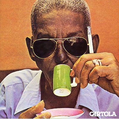 Cartola - Verde Que te Quero Rosa (1977) Design: Ney Tavora Fotografia: Ivan Klingen