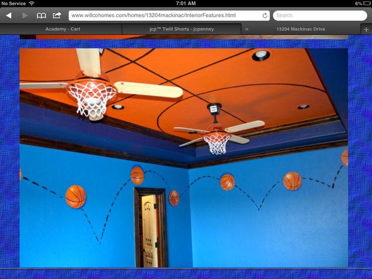 Boys room basketball little boys room pinterest for Boys basketball bedroom ideas