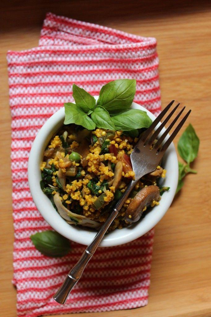 Paella With Wild Mushrooms Recipes — Dishmaps