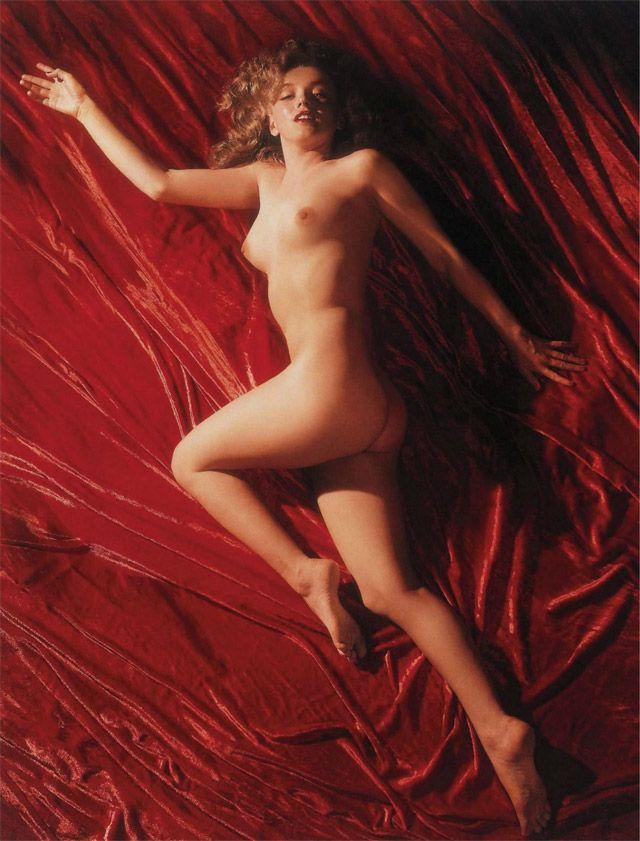 Marilyn Monroe Nude Playboy