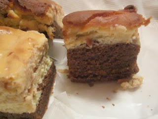 Heavenly Cheesecake Brownies--- http://www.foodbuzz.com/recipes ...