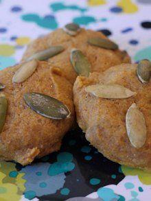 Pumpkin Seed Cookies | Weelicious