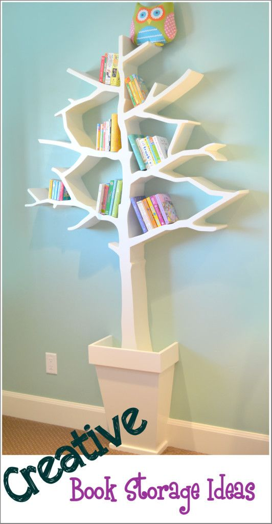 Book storage ideas diy damn inspiring yupcycles pinterest Book storage ideas for small spaces