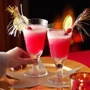 Cranberry Limeade Slush | Recipe