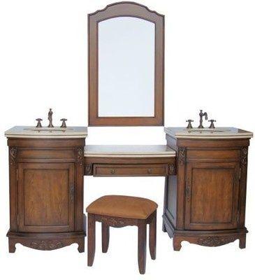 Lastest  Bathroom Dressing Table Make Up Vanity Built In Dressing Table