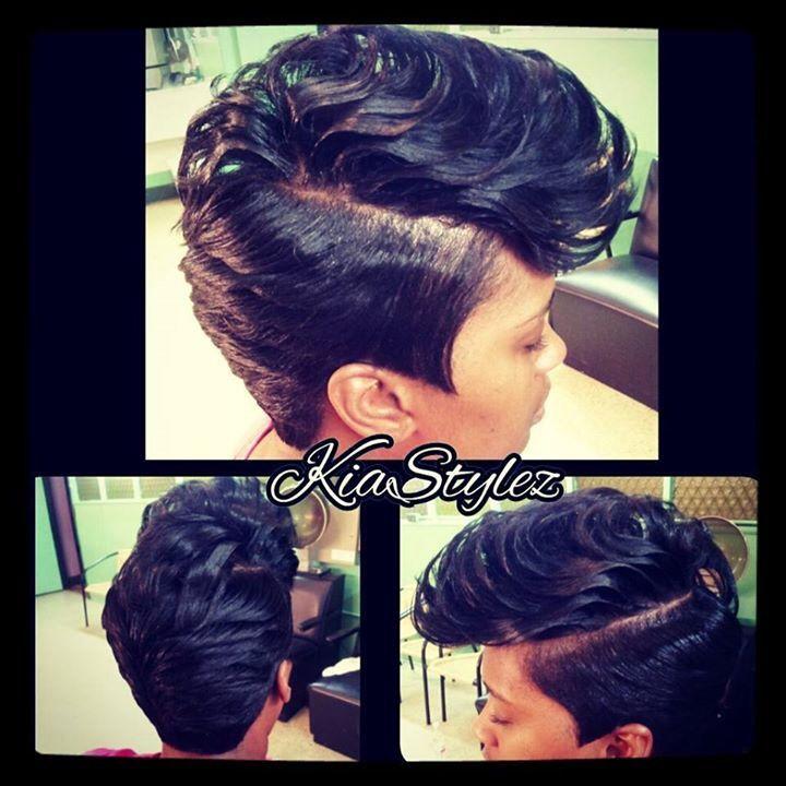 Short Hairstyles by Kia