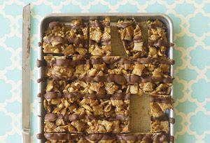 Good Morning Sunshine Bars - Embarrassingly simple (cereal, peanut ...