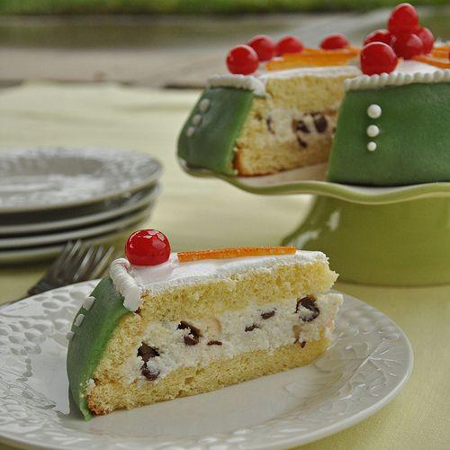 Slice of Cassata Siciliana | CAKEs & more C A K E S ...