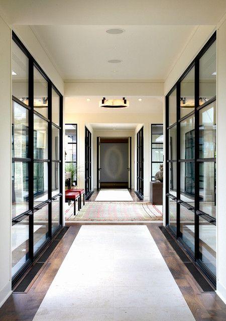 pretty breezeway  Rugo/ Raff Ltd. Architects