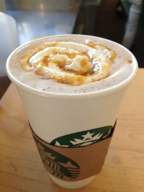 salted caramel mocha latte | Things I Heart!! | Pinterest