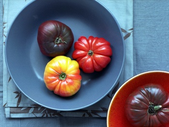 Tomato Fondue - Shape Magazine