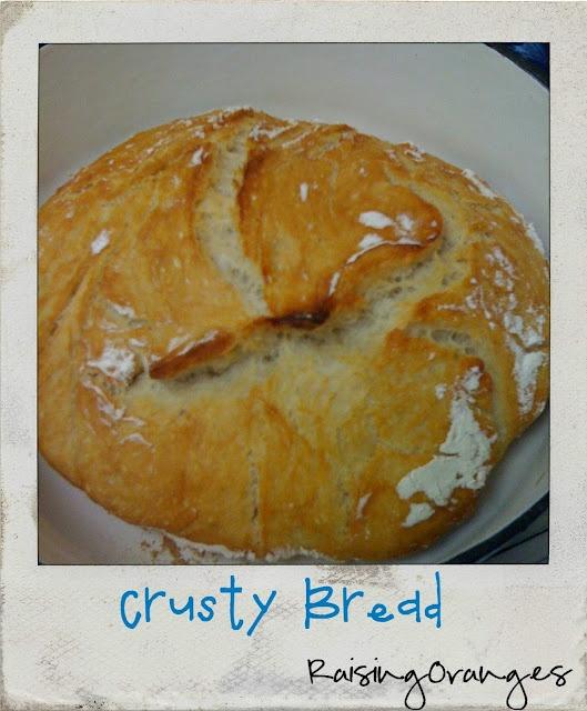 Crusty artisan bread #recipe | Favorite Recipes | Pinterest