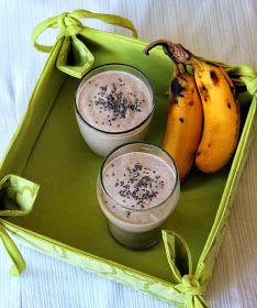 Great-secret-of-life: Banana Strawberry Chia seeds shake recipe