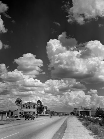Route 66, Photographic Print By Andreas Feininger for Life Magazine #art.com