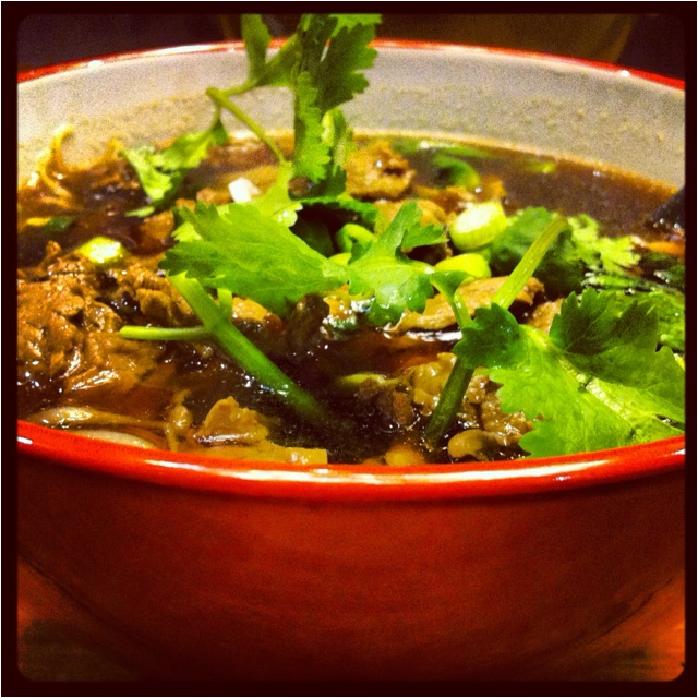thai beef noodle soup | Gotta make this...mmmm | Pinterest